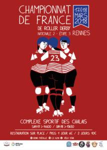 roller derby Championnat