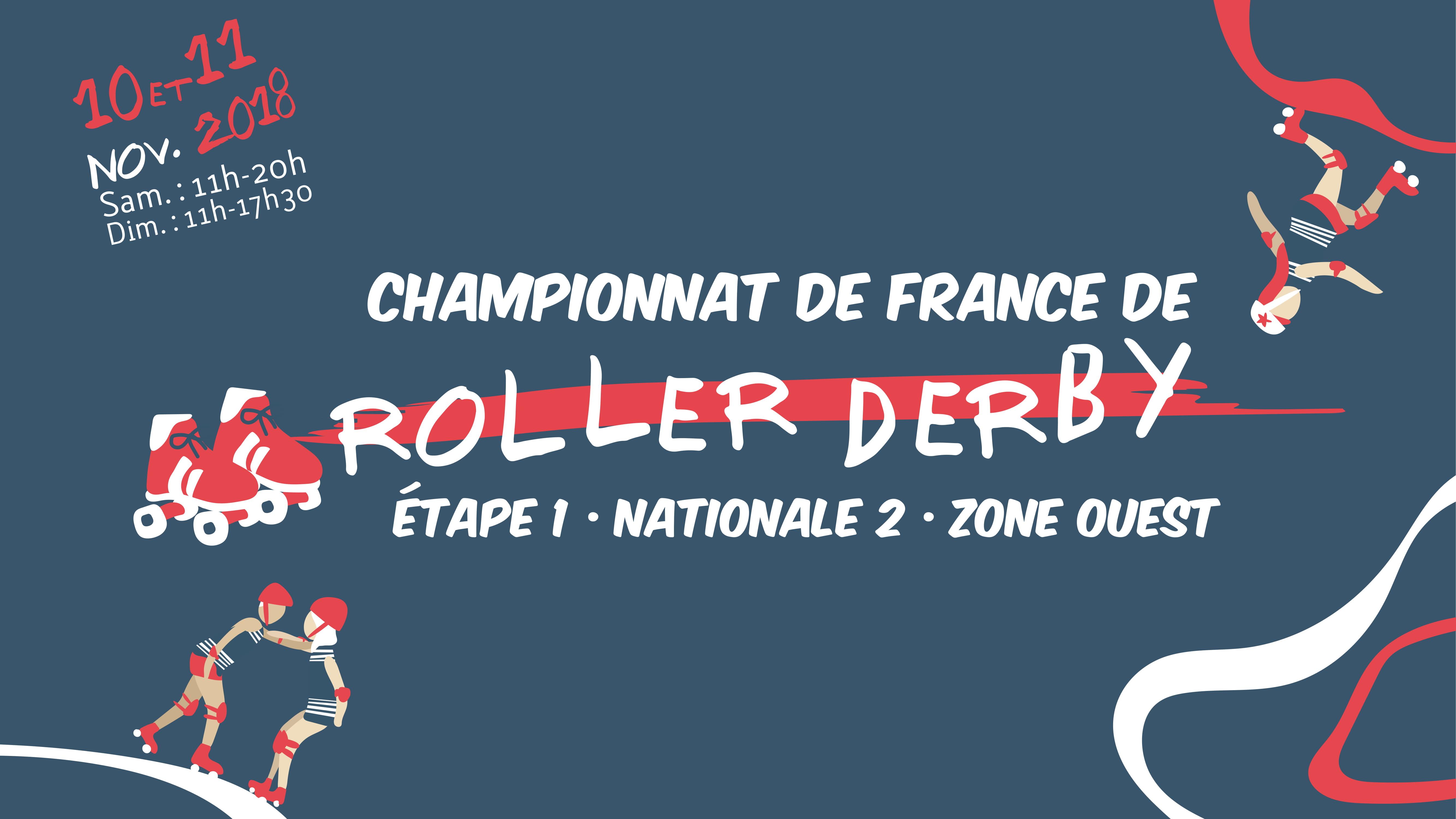 championnat n2 roller derby